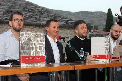 Promovisana monografija Trebinja: Grad predstavljen u osam tematskih poglavlja