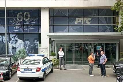 Dojava o bombi u zgradi RTS bila LAŽNA, zaposleni vraćeni na posao