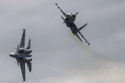 INCIDENT IZNAD CRNOG MORA Ruski lovac Su-27 presreo američki izviđački avion