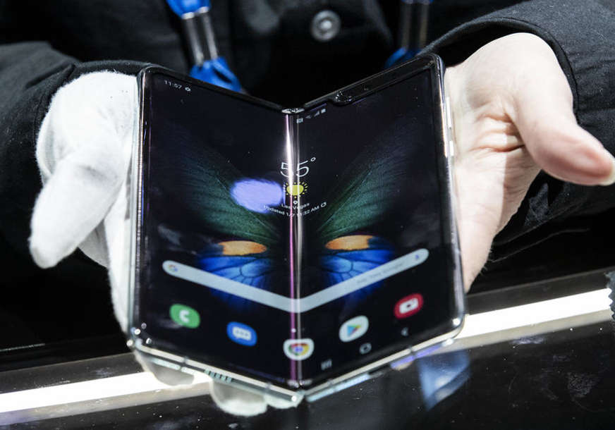 """STIGLA NAJAVA Novi Samsungovi """"savitljivi"""" telefoni premijerno 11. avgusta"""