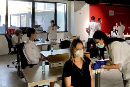 Vakcine za zaposlene u kompaniji m:tel