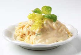 BRZO I UKUSNO Špagete sa sirom, jeftino i kremasto