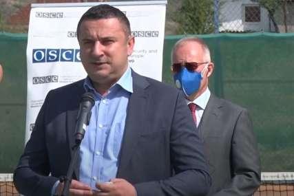 Četvrti incident za manje od mjesec dana: Prefarban natpis sa nazivom opštine Gračanica