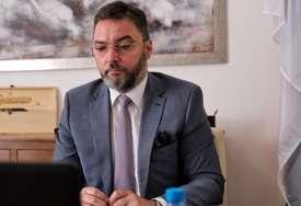 """Košarac poručuje """"Turkovićeva je isključivo funkcioner SDA, a ne ministar"""""""
