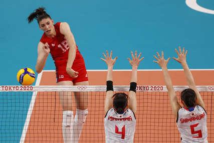 UMALO REKORD Tijani Bošković nedostajala četiri poena
