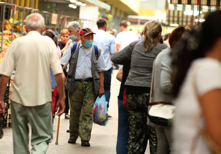 DANAS POČINJE ISPLATA Prosječna penzija u Republici Srpskoj 405,6 KM
