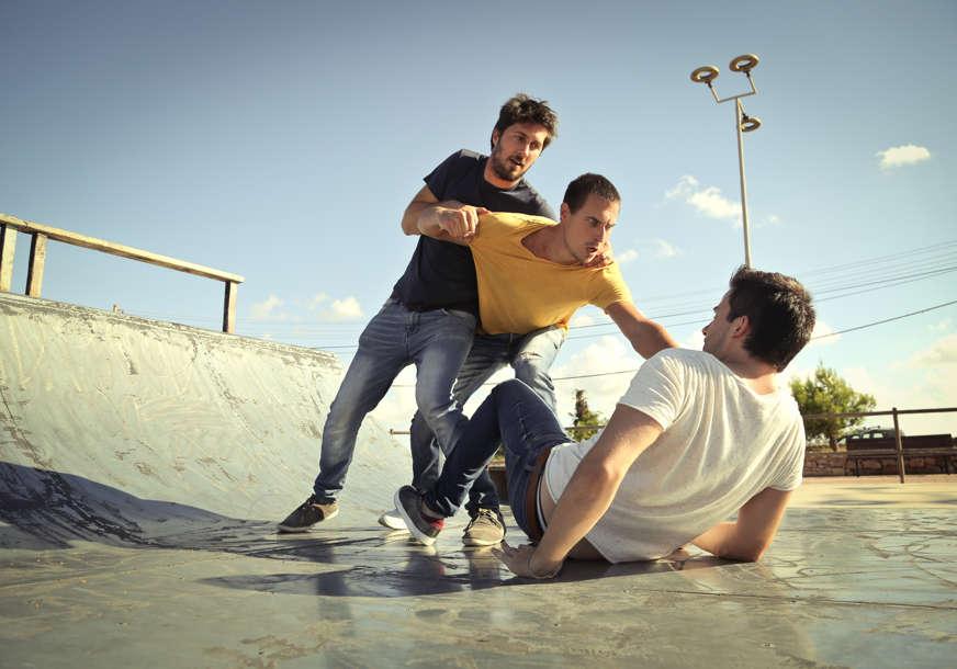 Incident u Vogošći: Trojica tukla muškarca, IZBILI MU ZUB