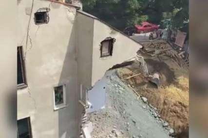 ROK GODINU DANA Stanarima urušene zgrade novi stanovi na istoj lokaciji