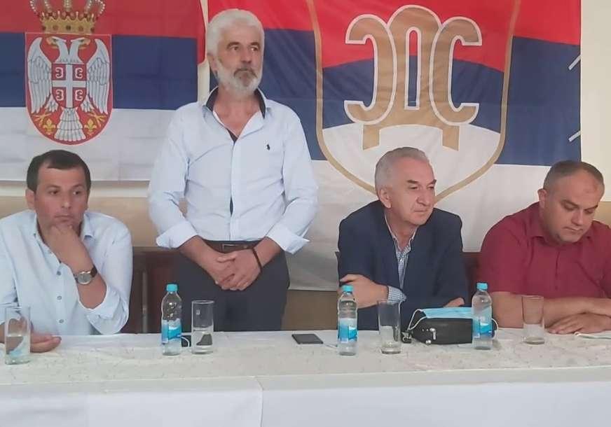 """""""Neću podleći ucjenama i pritiscima"""" Poruka načelnika Bileće nakon sjednice Skupštine opštine"""