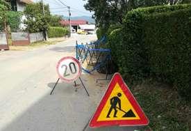 Obustava saobraćaja za vikend: Asfaltiranje lokalnog puta Saračica-Čokorska polja