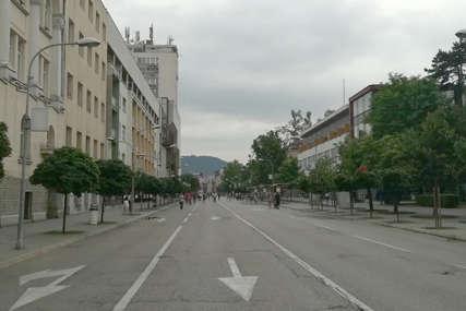 Glavna ulica POSTAJE PJEŠAČKA ZONA: U centru Banjaluke škola rolanja, stonog tenisa i badmintona