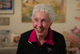 Sa 17 godina postala pilot: Voli Fank je čekala 60 godina da odleti u svemir