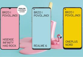 Iskoristite odličnu ponudu u m:tel web shop-u: Vrhunski telefoni po sjajnim cijenama