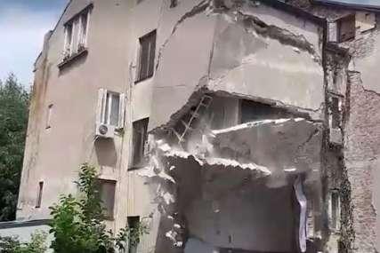 """Stanari urušene zgrade dobili privremeni smještaj """"Nismo više beskućnici, ali sve je ostalo u Vidovdanskoj"""""""