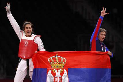 ZLATO ZA SRBIJU Milica Mandić slavila u finalu