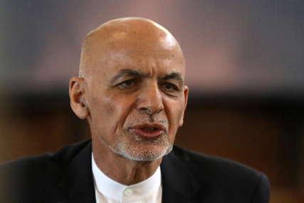 """""""Poželjeli smo mu dobrodošlicu"""" Otkriveno u koju zemlju je POBJEGAO PREDSJEDNIK Avganistana"""