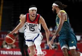 AUSTRALIJANCI NALJUTILI AMERIKANCE Košarkaši SAD prvi finalisti Olimpijskih igara