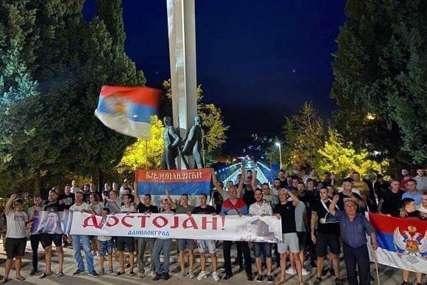 U Danilovgradu održan skup podrške mitropolitu Joanikiju