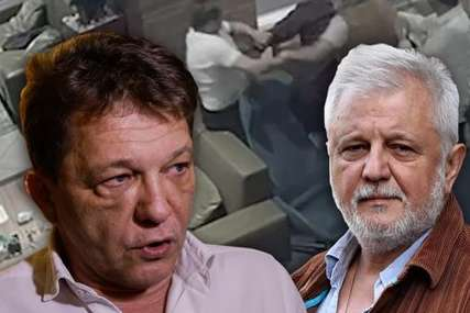 Istraga o napadu glumca na režisera se nastavlja: Gaga Antonijević skoro dva i po sata svjedočio o napadu Bjelogrlića