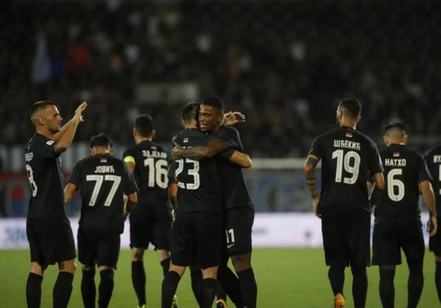 """""""HVALA NA PODRŠCI"""" Oglasio se Partizan nakon plasmana u plej-of"""