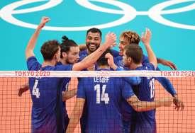 UBJEDLJIVO DO FINALA Odbojkaši Francuske će igrati za zlato protiv Rusije