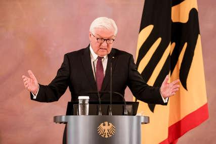 Njemački predsjednik ogorčen: Snimci sa aerodroma u Kabulu su sramota za Zapad