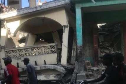 Pričinjena ogromna šteta: Premijer Haitija potvrdio da u zemljotresu ima žrtava