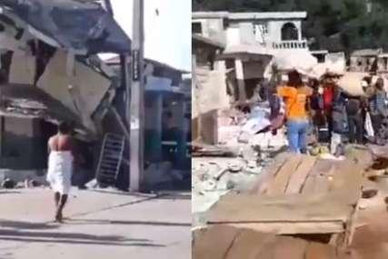 Bolnice na ivici kapaciteta: Broj žrtava razornog zemljotresa na Haitiju porastao na 1.297, povrijeđenih oko 5.700