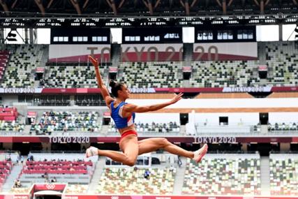 IVANA ŠPANOVIĆ BEZ MEDALJE Novi peh za srpsku atletičarku, da je ponovila rezultat iz kvalifikacija bila bi zlatna