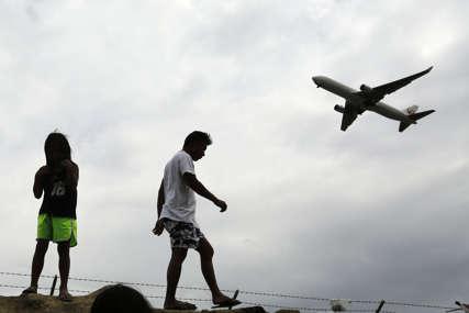 Upozorenje na snažnije vjetrove i visoke talase: U Japanu otkazano više od 90 letova zbog tajfuna