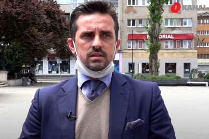 """""""Ne želim biti saučesnik u kriminalnim radnjama pojedinaca"""" Jasmin Salkić podnio ostavku na mjesto v.d direktora BH Gasa"""
