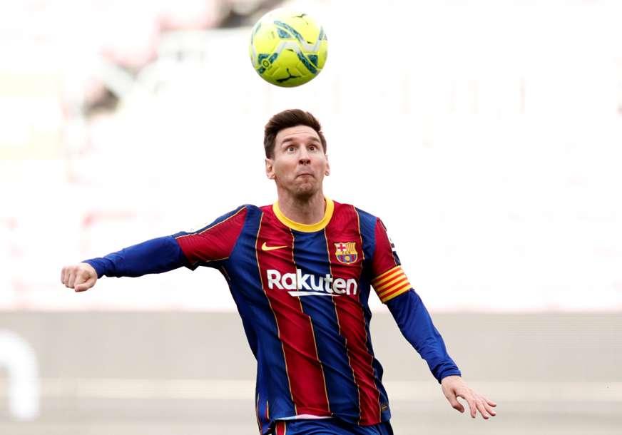 ZVANIČNO Mesi napušta Barselonu