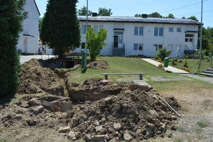 Kraj problemima s vodom: Rekonstrukcija vodovodne mreže u loparskom Domu zdravlja (FOTO)