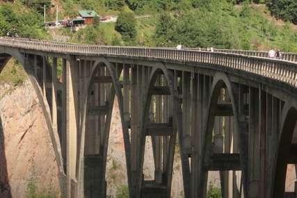UŽAS U CRNOJ GORI Pronađeno tijelo dječaka koji je skočio s mosta na Tari