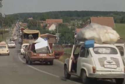 """Zločin za koji niko nije odgovarao: U akciji """"Oluja"""" iz Hrvatske protjerano 250.000 Srba, 1.872 poginulo i nestalo"""