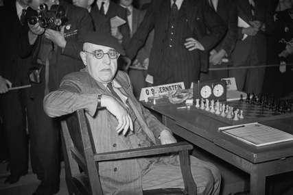 """Igra u kojoj je život bio ulog: Evo kako je Osipu Bernštajnu partija šaha spasla život, bio je na ivici smrti, """"prst sudbine"""" imao drugi plan"""