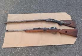 PRETRESI U TESLIĆU Policija oduzela dvije puške