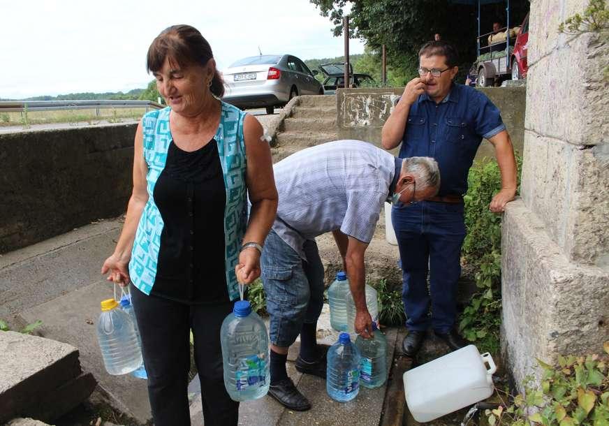 ŽEDNA SELA Presušuju izvori u Lijevču i Potkozarju