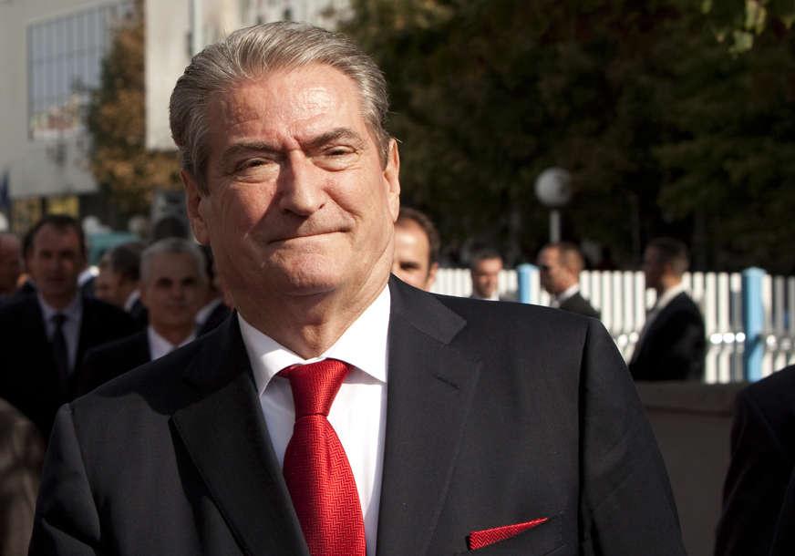 """""""Neka pokaže na sudu sve što ima protiv mene"""" Bivši albanski predsjednik Salji Beriša tužio američkog državnog sekretara"""