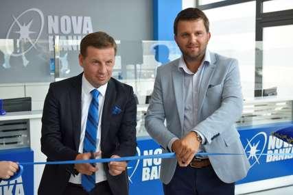 Filijala Nove banke u Brčkom na novoj lokaciji