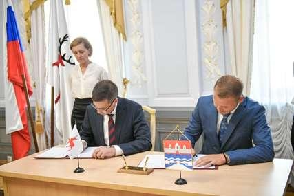 Sutra velika svečanost, najavljen i dolazak Putina: Stanivuković potpisao Sporazum o saradnji Banjaluke sa Nižnjim Novgorodom