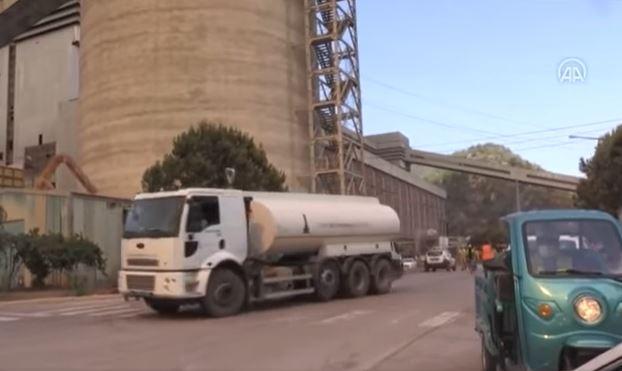 Nakon velikog požara: Termoelektrana Kemerkoj uskoro nastavlja sa radom