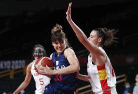 NEMA PREDAJE Borbenost, istrajnost i energija aduti srpskih košarkašica protiv SAD