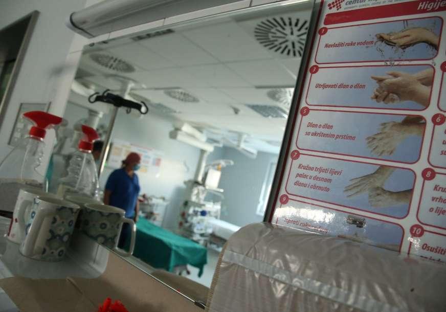 MEĐU ZARAŽENIMA I DJECA U Istočnom Sarajevu povećan broj ljudi sa akutnom respiratornom infekcijom