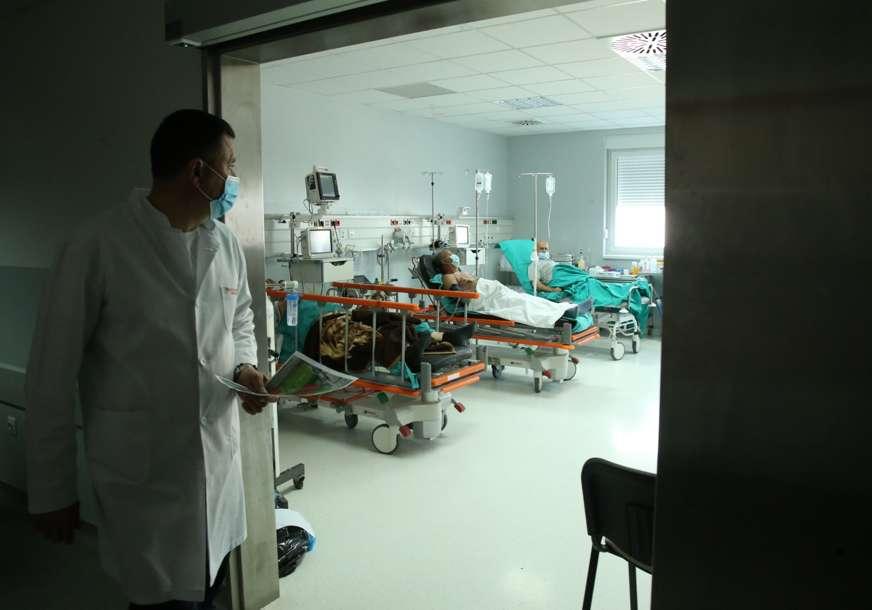 NA RESPIRATORIMA NEVAKCINISANI Višković: Protiv korone vakcinisano oko 36 odsto stanovništva, a potrebno više od 50