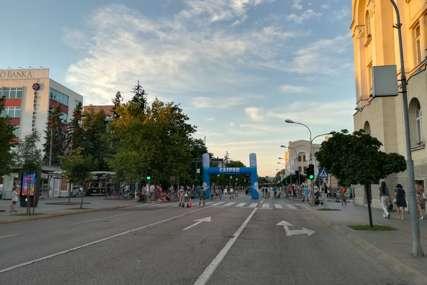 I ovog vikenda rolerijada: Glavna ulica od sutra uveče ponovo postaje pješačka zona