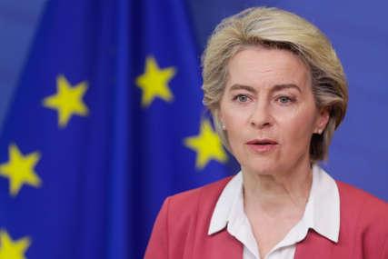 """""""BRISEL NIJE PRIZNAO TALIBANE"""" Fon der Lajen poručila da EU nije vodila političke razgovore sa militantima"""