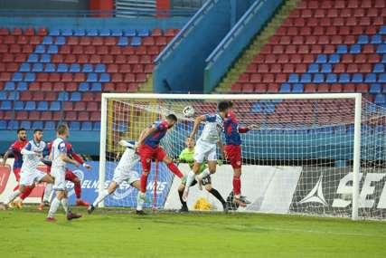 KAKVO POLUVRIJEME U BANJALUCI Borac gubio 0:2 pa postigao tri gola (FOTO)