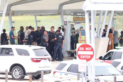 NEKOLIKO OSOBA POVRIJEĐENO Policija ubila napadača koji je pucao u blizini Pentagona (VIDEO)