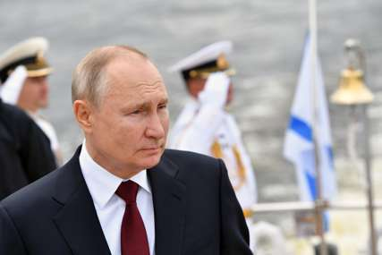 """""""Prihvatiti realnost da talibani kontrolišu Avganistan"""" Putin poručio da druge zemlje ne smiju da nameću svoje vrijednosti"""